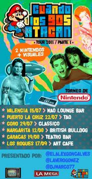 Cuando los 90s Atacan en Barquisimeto