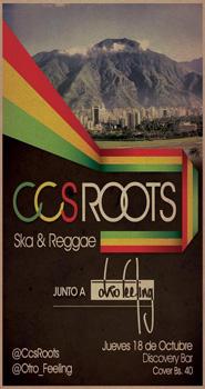 CCS Roots en Discovery Bar