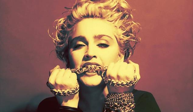 """imagen Se cumplen 30 años de """"Everybody"""", cuando Madonna pasó por una cantante negra"""
