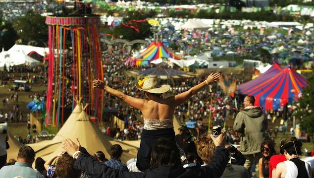 imagen Las entradas para el festival de Glastonbury se agotan en menos de dos horas