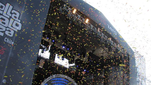 imagen Pearl Jam y Franz Ferdinand encabezarán el cartel del Lollapalooza Chile 2013
