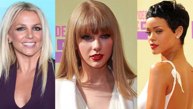 imagen Artistas pop se ubican entre las mujeres más ricas del mundo