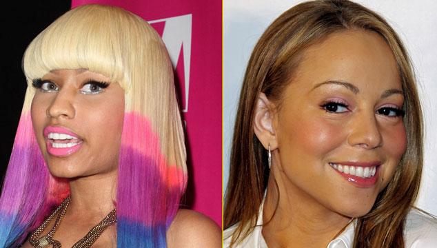 imagen Nicki Minaj pelea con Mariah Carey en audiciones de American Idol