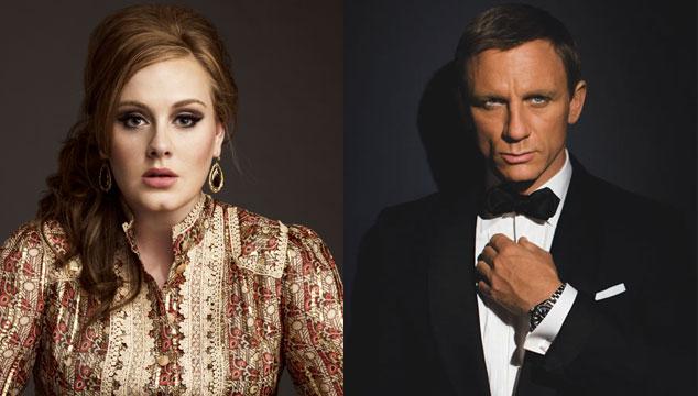 """imagen ¿Es Adele la indicada para interpretar el nuevo tema de James Bond, """"Skyfall""""?"""