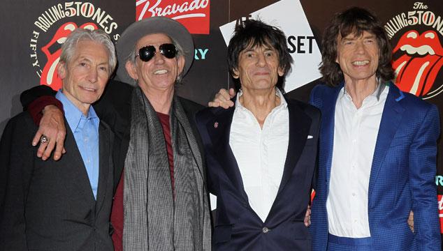 """imagen Los Rolling Stones publican el jueves su single inédito """"Doom And Gloom"""""""