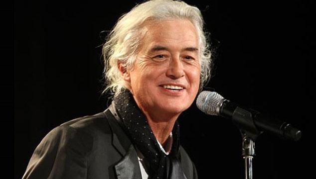 """imagen Jimmy Page: """"No creo que una reunión de Led Zeppelin vuelva a suceder"""""""