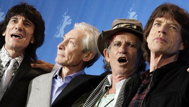 imagen Los Rolling Stones de vuelta a las tarimas