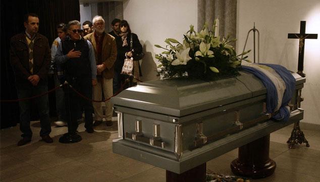 imagen ESTUDIO: ¿Qué canción piden más en los funerales?