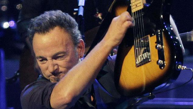 imagen Bruce Springsteen, Iron Maiden y Metallica estarán en el Rock in Río 2013