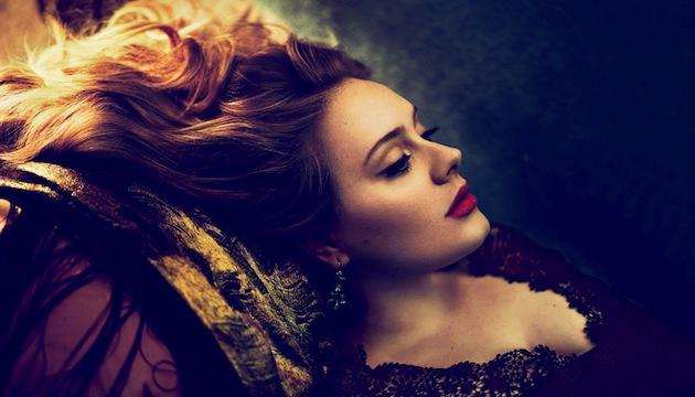 imagen Adele es objeto de insultos y burlas en Twitter