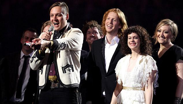 imagen Arcade Fire prepara nuevo álbum para el 2013