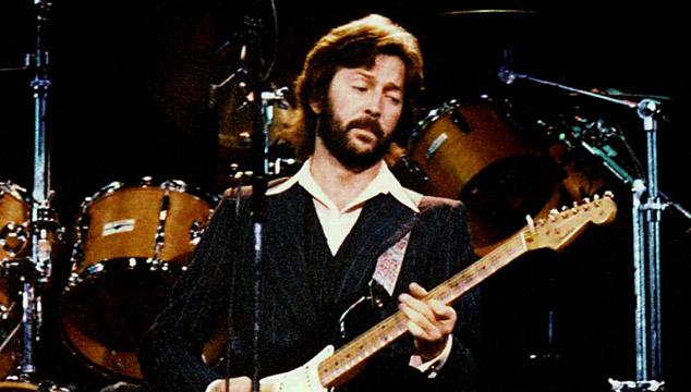 "imagen Eric Clapton reedita ""Slowhand"""