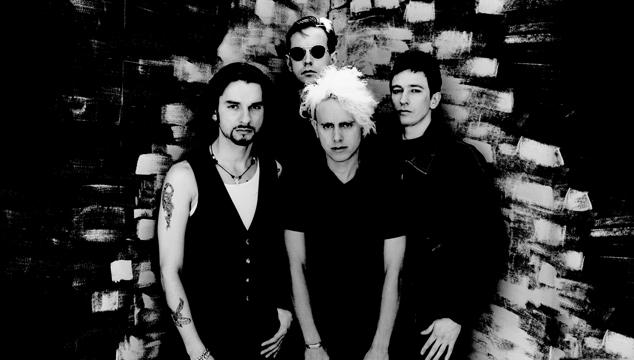 imagen Canciones de fe y devoción / Depeche Mode