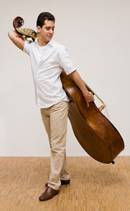 Edicson Ruiz estrena en Venezuela piezas de Kelterborn y Moser
