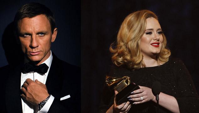 """imagen Adele interpretará el tema principal de """"Skyfall"""", la nueva película de James Bond (Actualizado con extracto del tema)"""