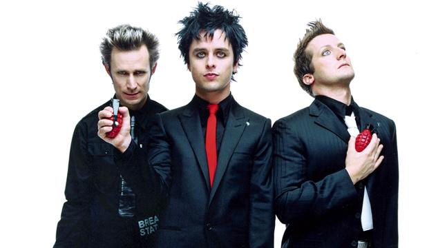 imagen Green Day cancela todos sus conciertos de lo que resta del 2012