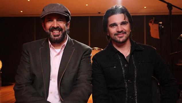 imagen Juanes y Juan Luis Guerra celebran sus nominaciones a Grammy Latino (VIDEO)