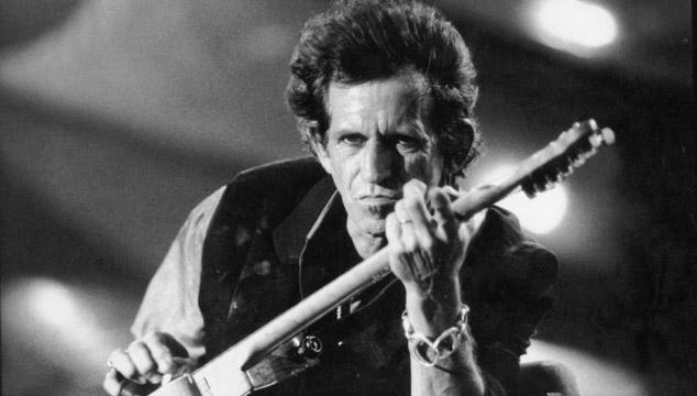 imagen Nadie sabía de los conciertos de los Stones…¡ni siquiera Keith Richards!