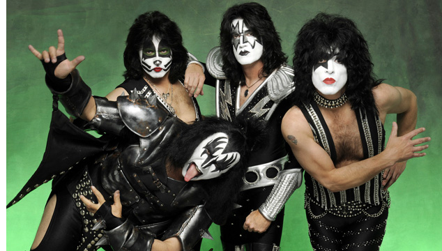 imagen ¡Kiss estrena nuevas canciones!