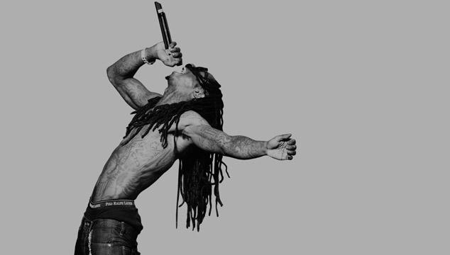 imagen Lil Wayne grabó 90 canciones con Dr Dre
