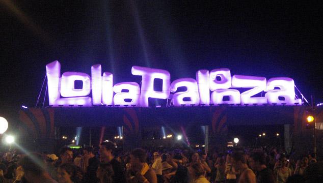 imagen Anuncian cartel oficial del Lollapalooza Brasil 2013