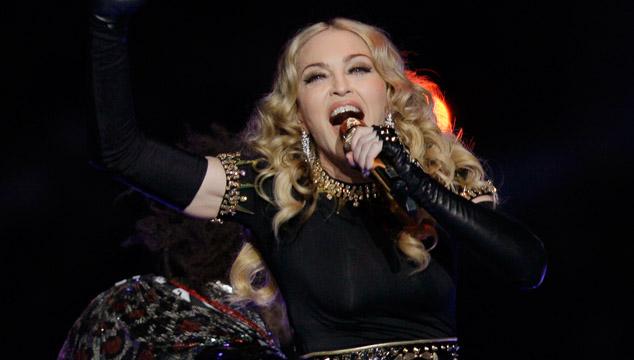 imagen Madonna le dedica una canción a víctima pakistaní