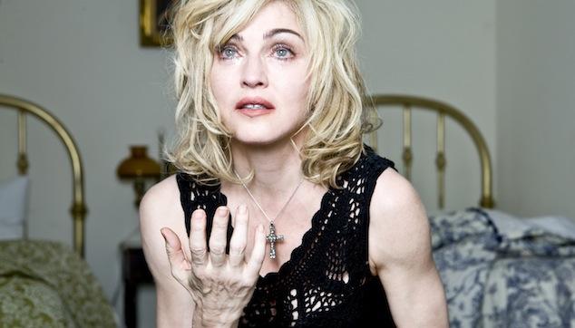 """imagen Madonna cancela su concierto en Dallas por una """"laringitis aguda"""""""