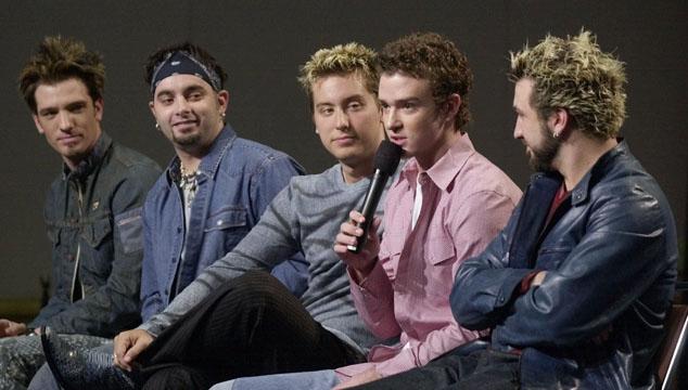 imagen Justin Timberlake no invitó a sus ex compañeros de N'Sync a su boda