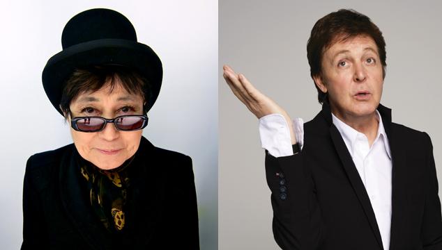 imagen McCartney: Yoko Ono no fue la culpable de la separación de los Beatles