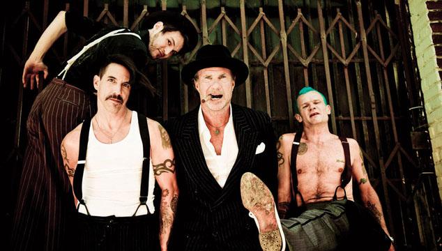 imagen ¡Escucha dos nuevas canciones de Red Hot Chili Peppers!