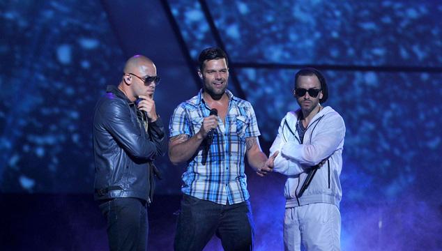 """imagen Ricky Martin se une a Wisin y Yandel en una canción que """"paralizará la música latina"""""""