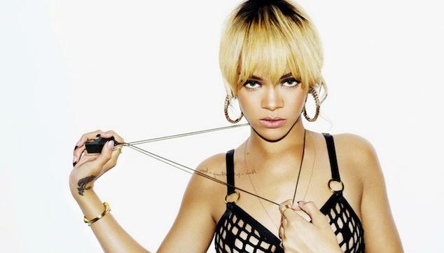 imagen Rihanna, elegida la artista más importante de las últimas dos décadas
