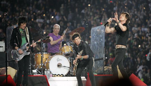 imagen ¡Los Rolling Stones vuelven a los escenarios!