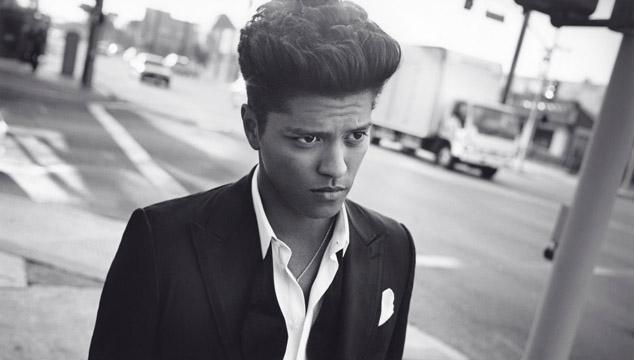 imagen Bruno Mars será anfitrión de Saturday Night Live