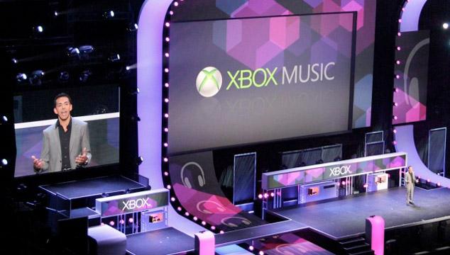 imagen Microsoft lanza mañana su nuevo servicio de radio y venta de música en la red