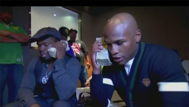 imagen 50 Cent ahora es promotor de boxeo