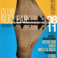Sesiones del Club Nuclear en Caracas