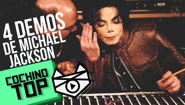 imagen COCHINO TOP: 4 Demos de Michael Jackson