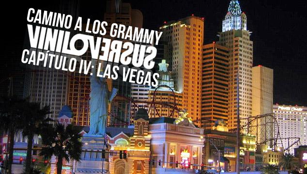 imagen Camino a los Grammy con Viniloversus: Capítulo IV