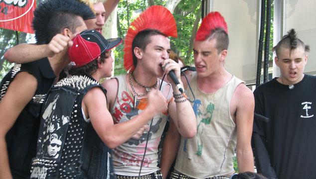 imagen ¿El punk nació en Caracas en 1964?
