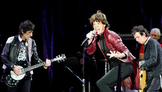 """imagen El """"One More Shot"""" de los Rolling Stones no impresiona"""