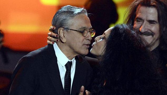 imagen Estrellas de la música latina rinden un cálido homenaje a Caetano Veloso