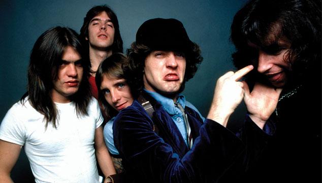 imagen Finalmente AC/DC coloca su catálogo en iTunes