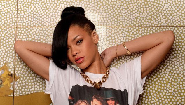 imagen Pueden ver aquí el concierto que dio Rihanna en Londres hoy (Sin violencia doméstica)