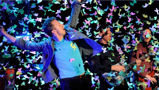 imagen ¡Coldplay pondrá su nuevo concierto en el cine y Venezuela está incluída!