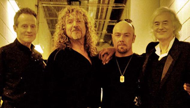 imagen Led Zeppelin no se reunió en 2008 por una razón estúpida