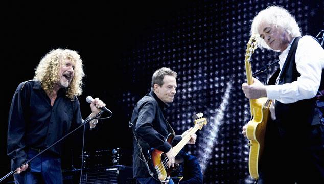 imagen Los abuelos de Led Zeppelin demuestran que siguen tocando mejor que cualquier banda