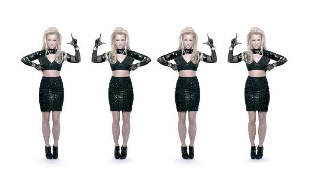 imagen NUEVO VIDEO: Britney y Will.I.Am entran al mundo de la changa tuky
