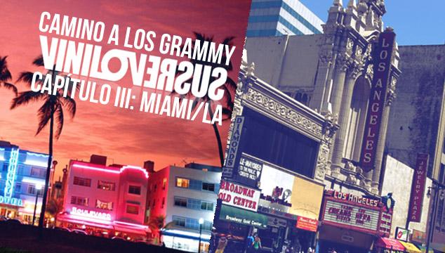 imagen Camino a los Grammy con Viniloversus: Capítulo III