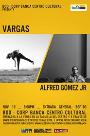 Alfred Gomez Jr. y Vargas, juntos por primera vez en concierto